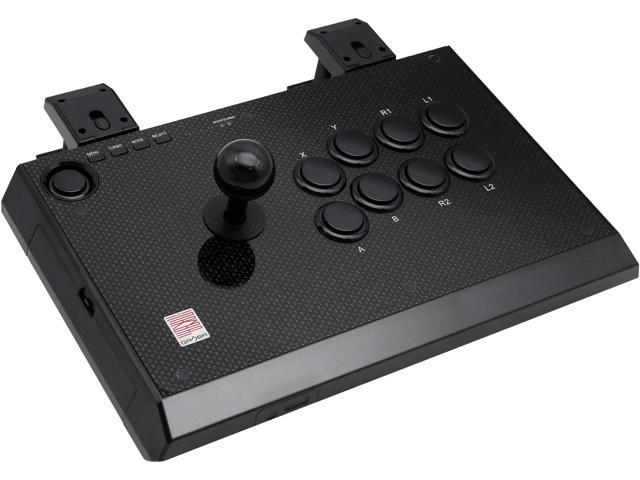 Carbon Joystick for PlayStation 3 and PC (Fighting stick)
