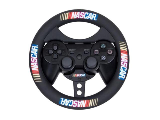 dreamGEAR NASCAR Racing Wheel for the PS3