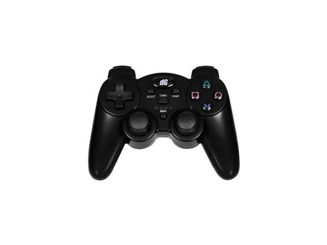 dreamGEAR Radium Wireless Controller for PS3 Black