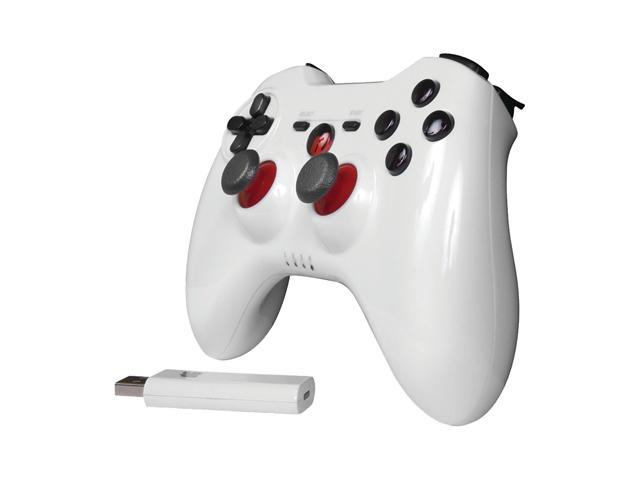 dreamGEAR PS3 Phenom Wireless Controller White