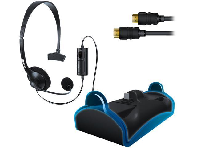 dreamGEAR Pro Bundle for PlayStation 4