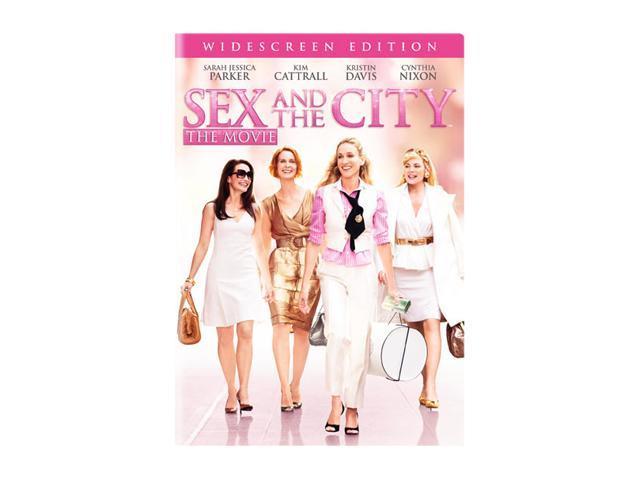 Sex and the City - The Movie  (DVD / WS / 16:9) Sarah Jessica Parker&#59; Kristin Davis&#59; Kim Cattrall&#59; Cynthia Nixon&#59; Jennifer ...