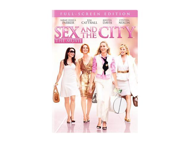 Sex and the City - The Movie(DVD / FS / 4:3) Sarah Jessica Parker; Kristin Davis; Kim Cattrall; Cynthia Nixon; Jennifer Hudson; Chris Noth; David Eigenberg; Evan Handler; Jason Lewis; Mario Cantone