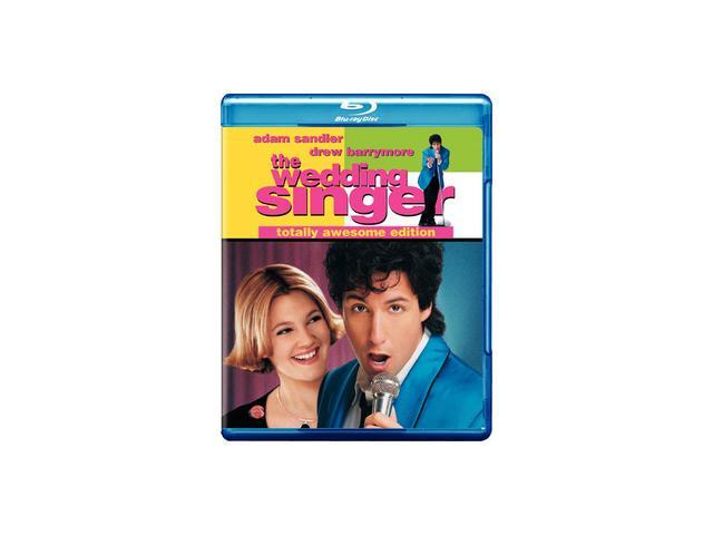 The Wedding Singer Adam Sandler, Drew Barrymore, Christine ...