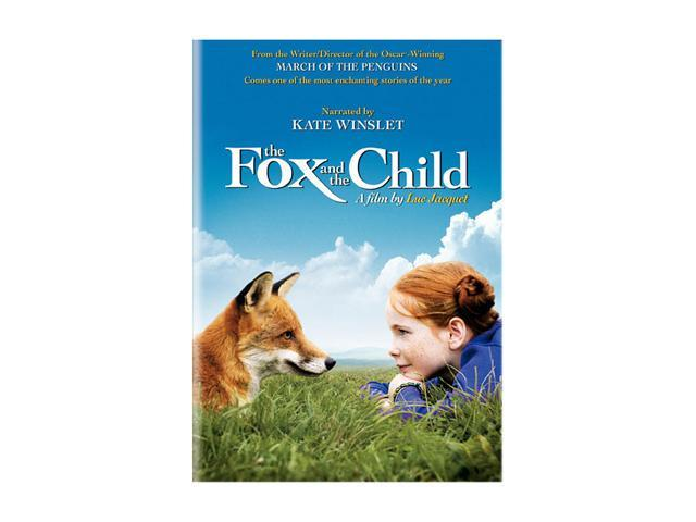 The Fox and the Child (DVD / WS / ENG-SP-SUB) Bertille Noël-Bruneau, Isabelle Carré, Thomas Laliberté, Ambra Angiolini, Kate Winslet