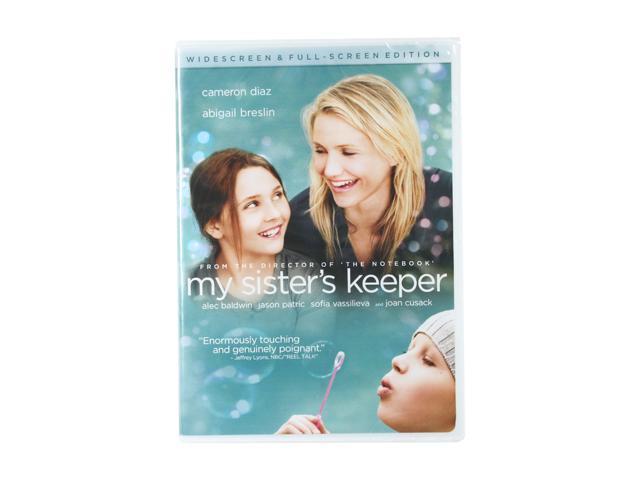 My Sister's Keeper (DVD / DCOD / FS / WS / Dolby Digital 5.1 / ENG-SP-SUB) Cameron Diaz&#59; Abigail Breslin&#59; Sofia Vassilieva&#59; ...