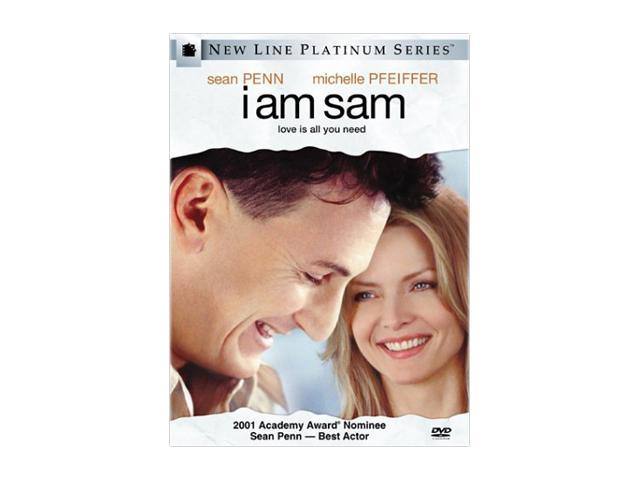 I am Sam (New Line Platinum Series) (2001 / DVD) Sean Penn, Michelle Pfeiffer, Dakota Fanning, Dianne Wiest, Loretta Devine