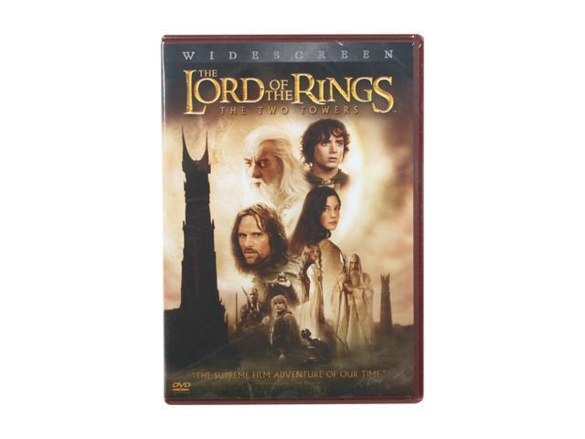 The Lord Of The Rings: The Two Towers (DVD / WS / ENG-SP-SUB) Elijah Wood; Viggo Mortensen; Christopher Lee; Ian McKellen; Sean Astin; Orlando Bloom; Liv Tyler; Miranda Otto; John Rhys-Davies; Cate Bl