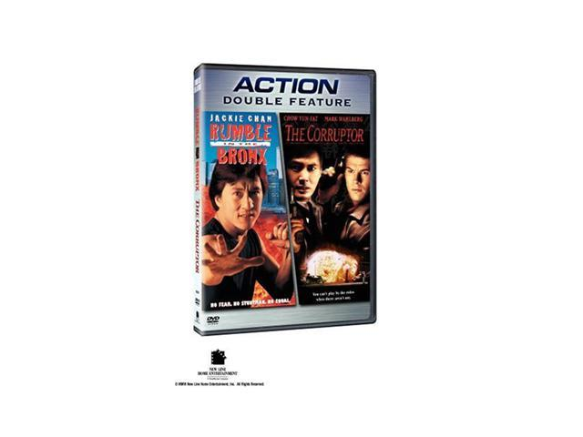 Rumble In The Bronx/The Corruptor (DVD / Double Feature / ENG) Jackie Chan, Chow Yun-Fat