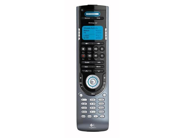 Logitech Harmony 550 Universal Infrared Advanced Remote Control