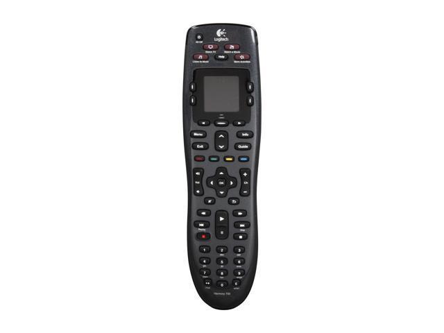 Logitech 915-000120R Universal Harmony 700 Advanced Remote