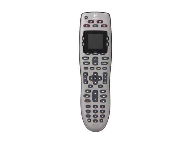 Logitech Harmony 650 Remote Universal Remote Control - Silver