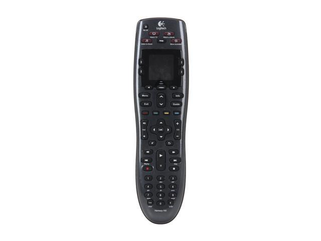 Logitech Harmony 700 Infrared Universal Advanced Remote Control