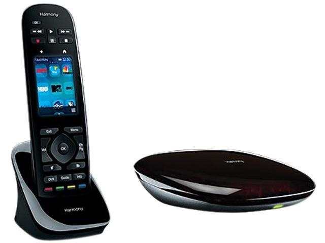 Logitech 915-000201 PC / MAC Infrared / Bluetooth Harmony Ultimate Remote Control