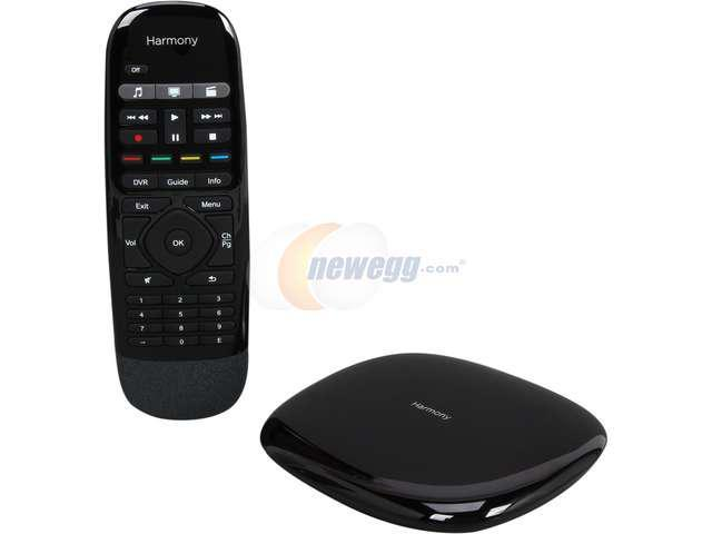 Logitech 915-000194 Harmony Smart Control with Smartphone App and Simple Remote