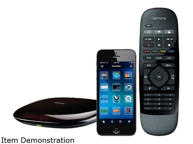 [Newegg.ca]Hot! Refurbished Logitech Harmony Smart Remote with Hub
