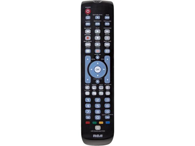 RCA RCRN06GR Universal 6-Device Remote Control