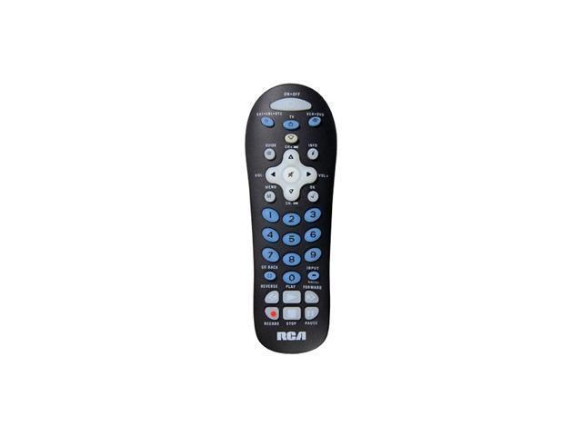 RCA RCR311BIN Universal 3-Device Universal Remote