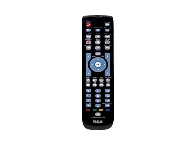 RCA RCRN04GR Universal 4-device Universal Remote