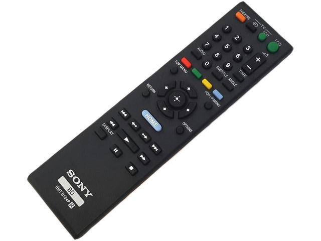 SONY RMT-B104P Blu Ray DVD player remote control