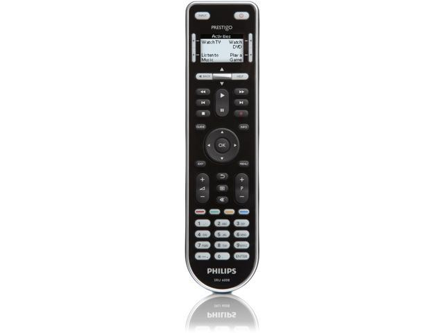 PHILIPS SRU6008/27 Universal Infrared Remote Control