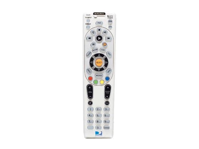 DIRECTV RC64RB Infrared / RF Universal Back Lit Remote Control