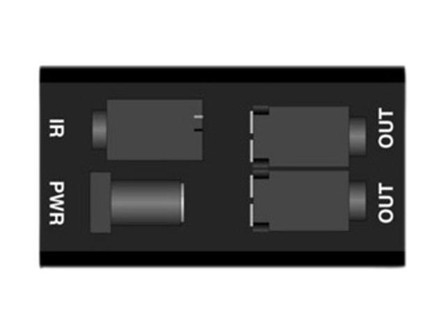 xantech CB20 Infrared One Zone Two Source Connecting Block