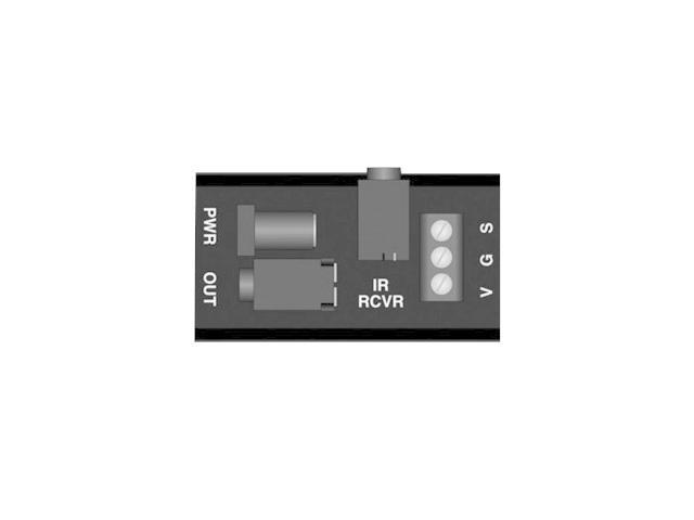 xantech CB12 Infrared One Zone One Source Connecting Block