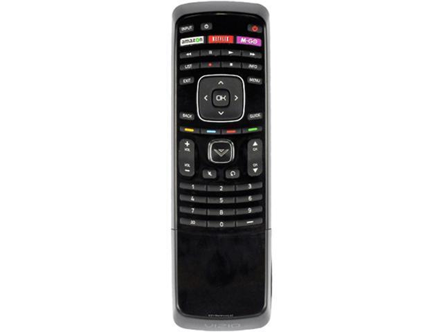 VIZIO XRT503 Internet App TV / QWERTY keyboard remote control