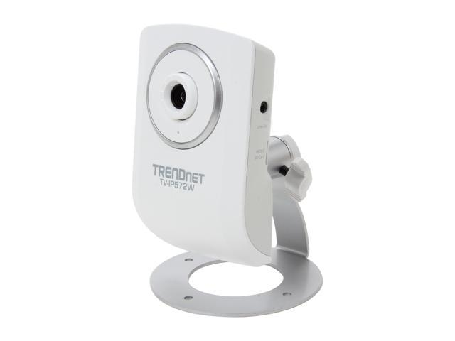 TRENDnet TV-IP572W 1280 x 800 MAX Resolution, HD, Wireless, 2 Way Audio IP Camera