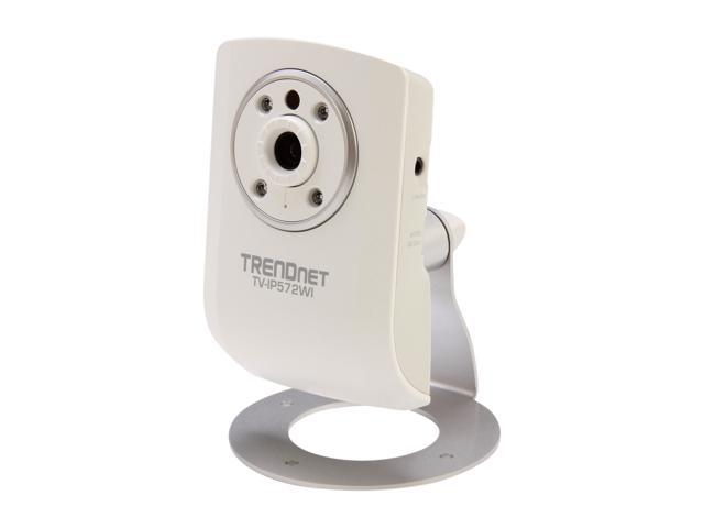 TRENDnet TV-IP572WI 1280 x 800 MAX Resolution, HD, Wireless, Day/Night, 2 Way Audio IP Camera