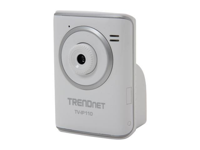 TRENDnet RB-TV-IP110 640 x 480 MAX Resolution RJ45 SecurView Internet Camera