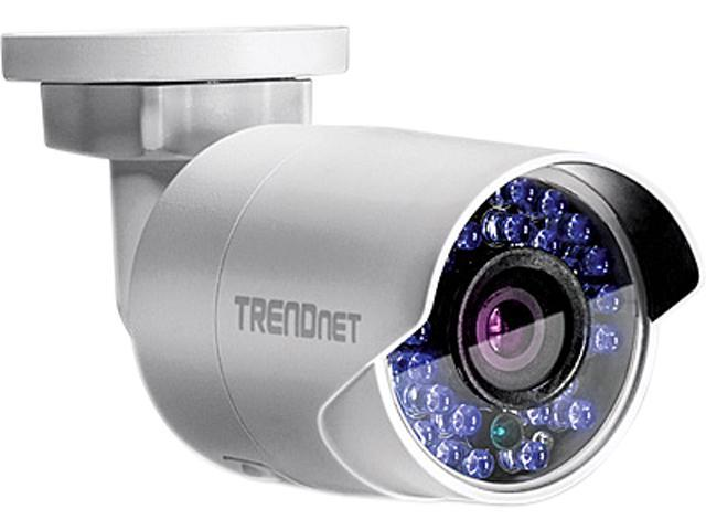 Trendnet TV-IP322WI Outdoor HD Day / Night Wireless / PoE IP ...