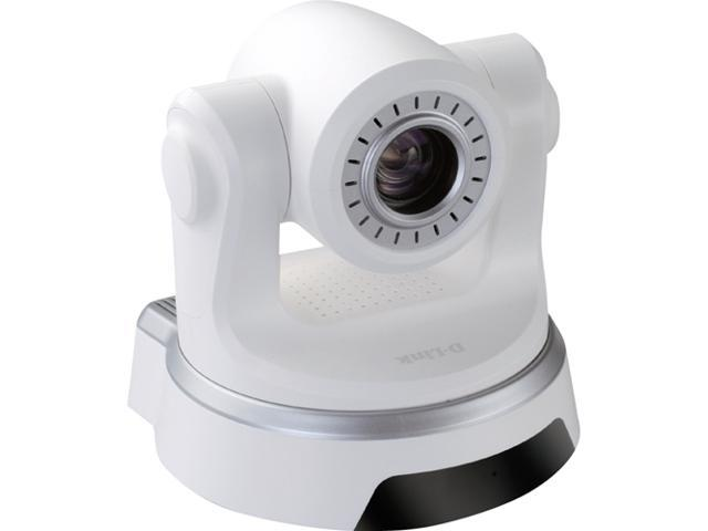 D-Link DCS-5605 704 x 480 (D1) MAX Resolution RJ45 Pan Tilt Zoom IP Camera