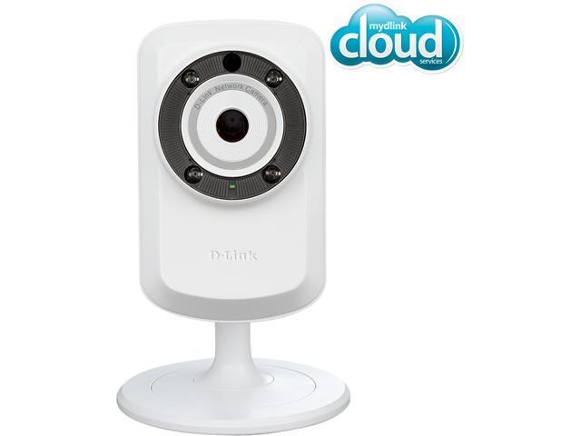 D-Link DCS-932L Day & Night Wi-Fi Camera - Newegg.com