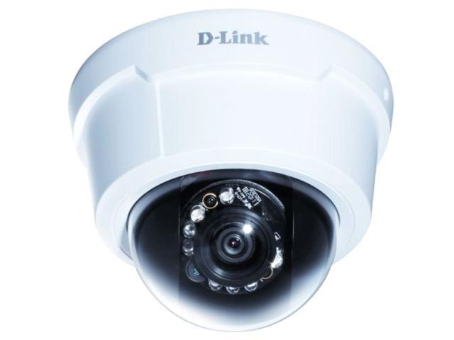 D-Link DCS-6113 Full HD 2MP Day & Night Dome PoE IP Camera