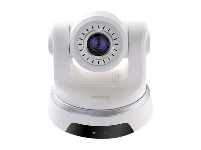 D-Link DCS-5635 704 x 576 MAX Resolution RJ45 Wireless N H.264 PTZ Network Camera