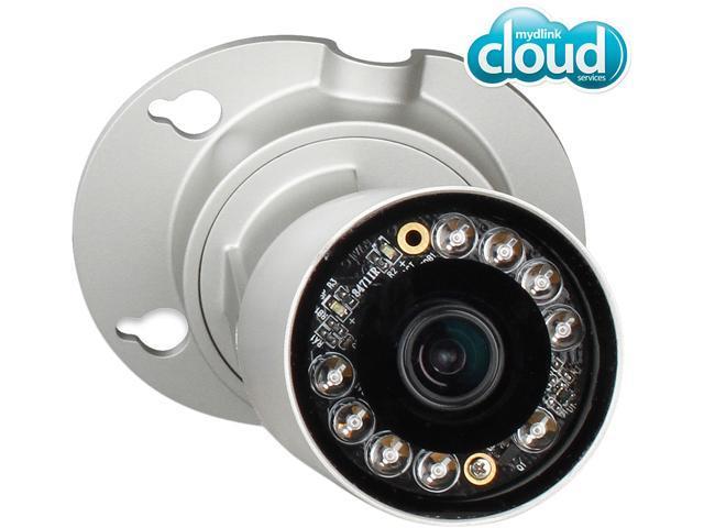 D-Link HD Mini Bullet Outdoor IP Camera