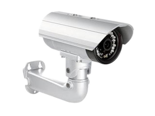 D-Link DCS-7413 Surveillance IP Camera, 2 Megapixel, PoE, Night Vision, Outdoor Bullet Camera, IP66
