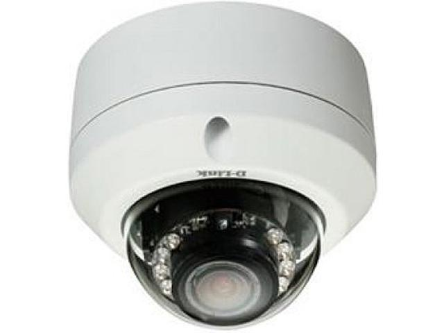 D-Link DCS-6314 2MP Full HD WDR Weatherproof Vandal-proof Outdoor Dome PoE IP Camera (ONVIF)