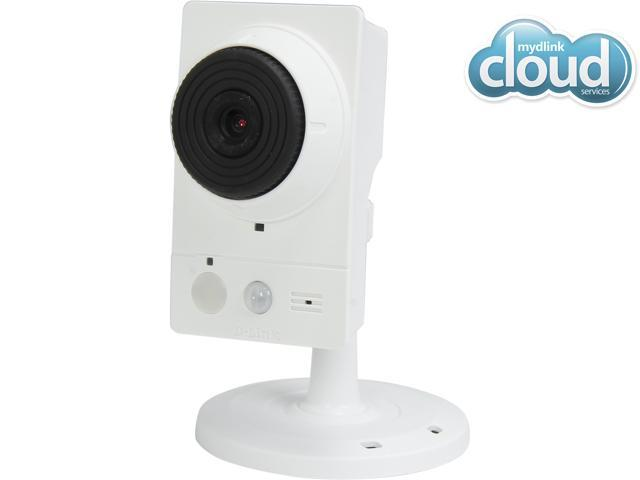 D-Link DCS-2136L RJ45 1 MP Wireless IP Camera with Color Night Vision