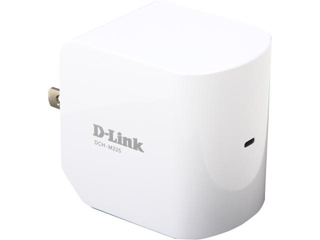 D-Link DCH-M225 Wi-Fi Range Extender with airplay/DLNA Audio Streaming