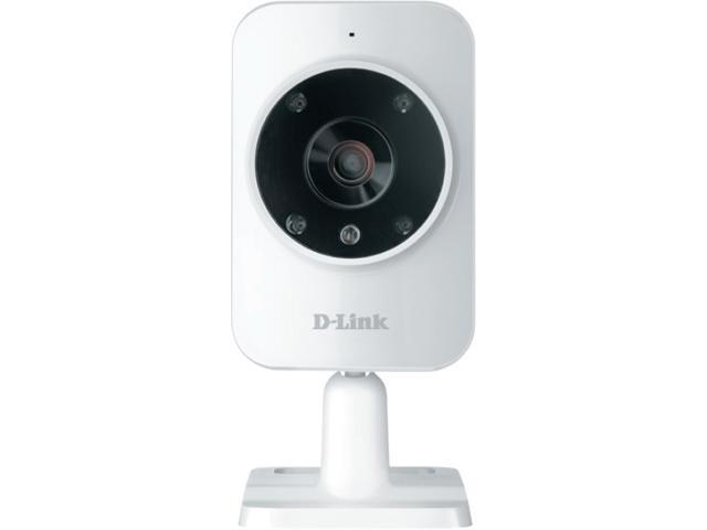 D-Link DCS-935L 1280 x 720 MAX Resolution HD Wi-Fi Camera