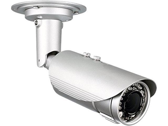 D-Link DCS-7517 5 Megapixel Network Camera - Monochrome, Color