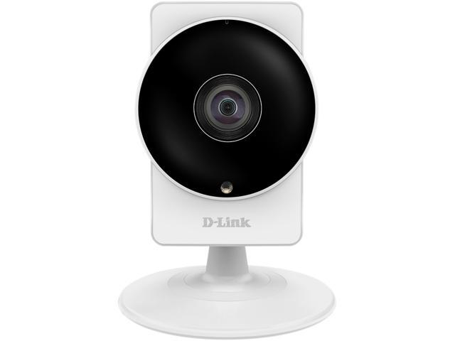 D-Link DCS-8200LH HD 180-Degree Wi-Fi Camera