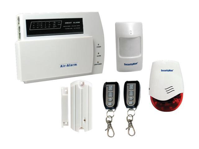 Diy home security kits