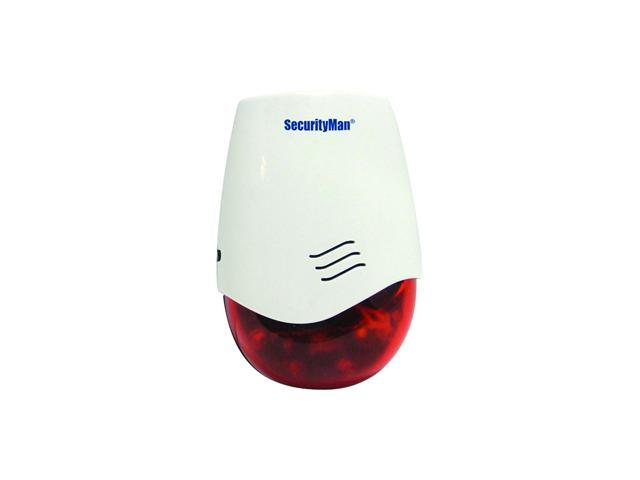 SecurityMan SM-103W Wireless Indoor Siren