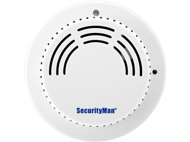 SecurityMan SM-93 Wireless Smoke Sensor / Alarm (Standalone and for Air-Alarm series)