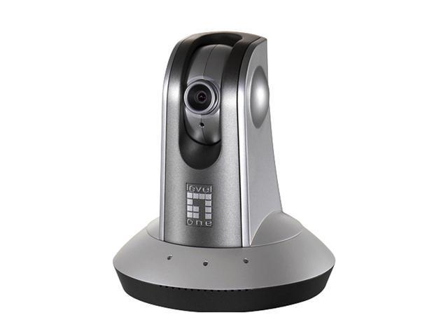 LevelOne FCS-1060 640 x 480 MAX Resolution RJ45 10/100Mbps P/T IP Network Camera