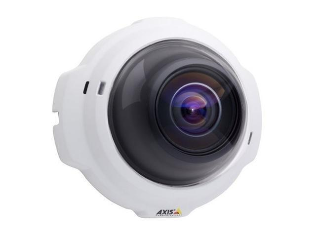 AXIS 0280-004 640 x 480 MAX Resolution RJ45 212 PTZ-V Network Camera